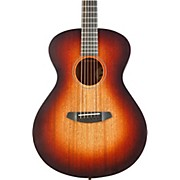 Breedlove USA Concert Fire Light Mahogany - Mahogany Acoustic-Electric Guitar