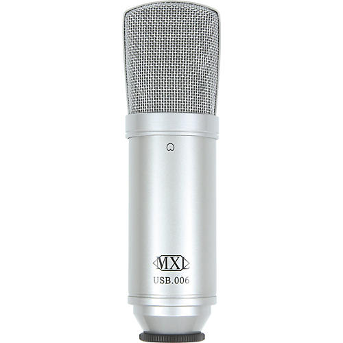 MXL USB-006 Powered Condenser Microphone-thumbnail