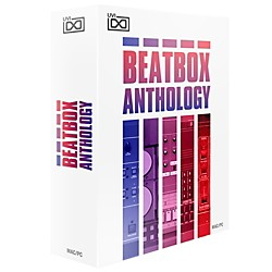 UVI Beat Box Anthology Retro Drum Machines Software Download (1105-28)