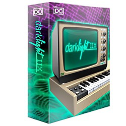 UVI Darklight IIx Vintage Dream Machine Software Download (1105-18)