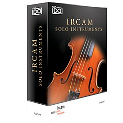 UVI IRCAM Solo Orchestral Instruments Software Download (1105-32)