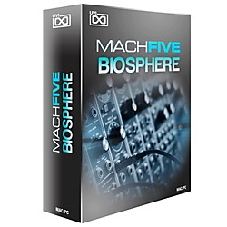 UVI MachFive Biosphere Collection of Synthetic Sounds (1105-22)