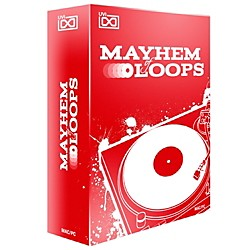 UVI Mayhem of Loops Modern & Percussion Toolkit (1105-33)