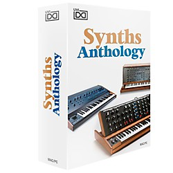 UVI Synths Anthology of Legendary Synths Software Download (1105-35)