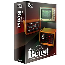 UVI The Beast Vintage Digital Monster Software Download (1105-15)