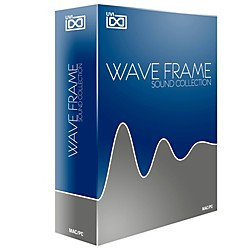 UVI WaveFrame Sound Collection Sample Library (1105-7)