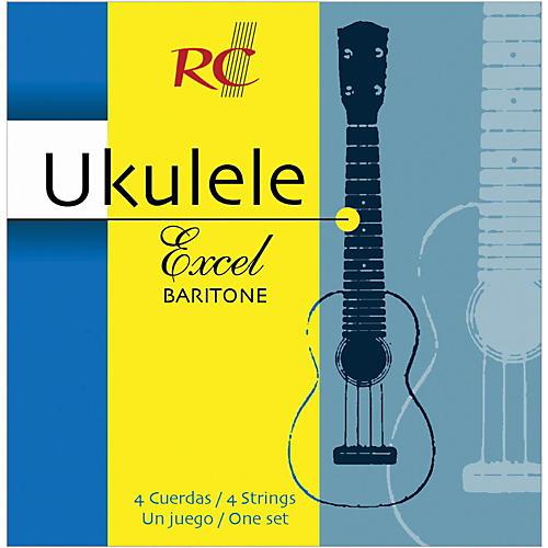RC Strings UXB90 Excel Baritone Ukulele Strings-thumbnail