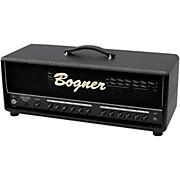 Bogner Uberschall 120W EL34 Tube Guitar Amp Head Comet Black