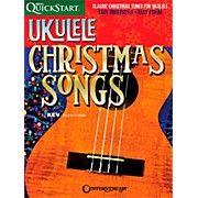 Centerstream Publishing Ukulele Christmas Songs - Kev's Quickstart