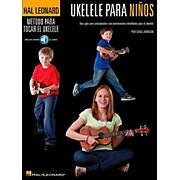 Hal Leonard Ukulele For Kids (Spanish Edition) Hal Leonard Ukulele Method Series Book/Online Audio