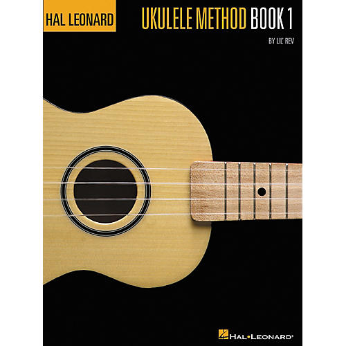 Hal Leonard Ukulele Method Book 1-thumbnail