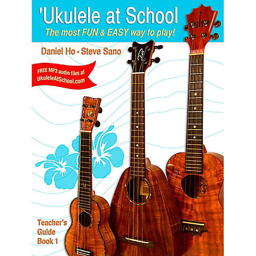 Alfred Ukulele at School Teacher's Guide Book 1-thumbnail