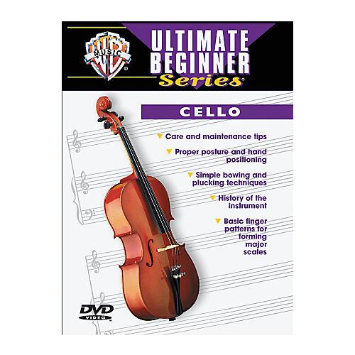 Alfred Ultimate Beginner Series Cello (DVD)-thumbnail