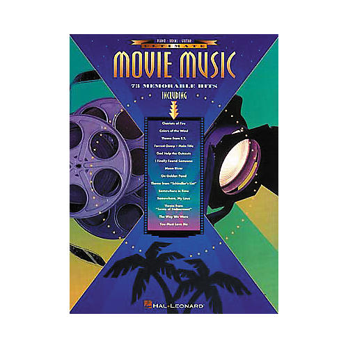 Hal Leonard Ultimate Movie Music Piano, Vocal, Guitar Songbook-thumbnail