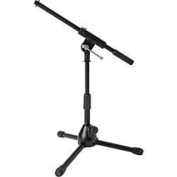 Ultimate Support JamStands Low Profile Mic Stand With Fixed Boom (JS-MCFB50)