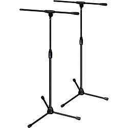 Ultimate Support PRO-T-F Pkg - tripod base/fixed boom, standard height 2-Pack (PRO-T-F-2Pack)