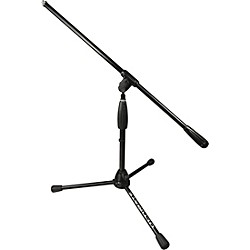 Ultimate Support PRO-T-SHORT-F Tripod Mic Stand with Fixed Boom (PRO-T-SHORT-F)