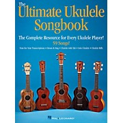 Hal Leonard Ultimate Ukulele Songbook - The Complete Resource For Every Uke Player