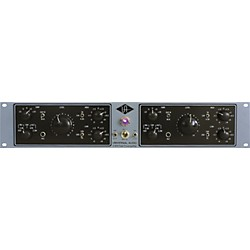 Universal Audio 2-610 Silverface Dual Channel Mic Pre (2610S)