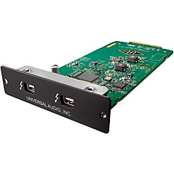 Universal Audio Thunderbolt 2 Option Card (Mac Only) (TBLT2)