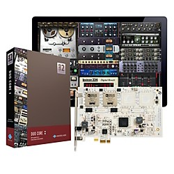 Universal Audio UAD-2 DUO Core PCIe DSP Accelerator Package (PCIDCO)