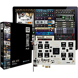 Universal Audio UAD-2 OCTO Ultimate 2 PCIe DSP Accelerator Package (PCIOULT)