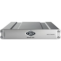 Universal Audio UAD-2 Satellite QUAD Ultimate 2 FireWire DSP Accelerator Package (SATQULT)