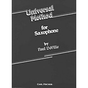 Carl Fischer Universal Method For Saxophone