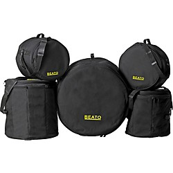 Universal Percussion Pro 3 Elite Fusion Jazz Drum Bag Set (UPBBEFSNJZ)