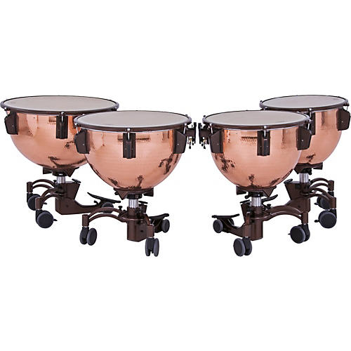Adams Universal Revolution Hammered Copper Timpani 32 in. With Fine Tuner-thumbnail