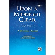 Alfred Upon a Midnight Clear InstruTrax CD