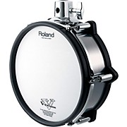 "Roland V-Pad 10"" Tom for TD-30KV Black Chrome"