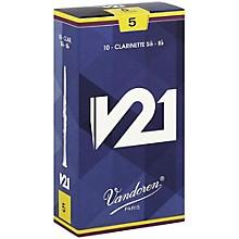 Vandoren V21 Bb Clarinet Reeds