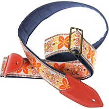 Jodi Head VERNA #32 Denim Slider Guitar Strap