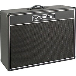 VHT Special 6 212 2x12 Open-Back Guitar Speaker Cabinet with VHT Chromeback Speakers (AV-SP-212VHT)