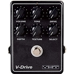 VHT V-Drive Overdrive Guitar Effects Pedal (AV-VD1)