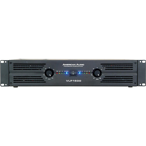 American Audio VLP-1500 Power Amplifier