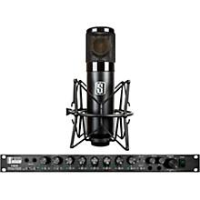 Slate Digital VRS-8 Thunderbolt Audio Interface and ML-1 Large-Diaphragm Modeling Microphone
