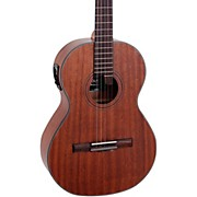 Giannini VSA-2 EQ Sapelle Top Brazilian 10-String Acoustic-Electric Viola