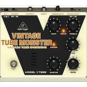 Behringer VT999 Vintage Tube Monster Classic Tube Overdrive Guitar Effects Pedal
