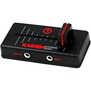 Raiden VVT-MK1 Left Cut Portable Fader - Red/Black