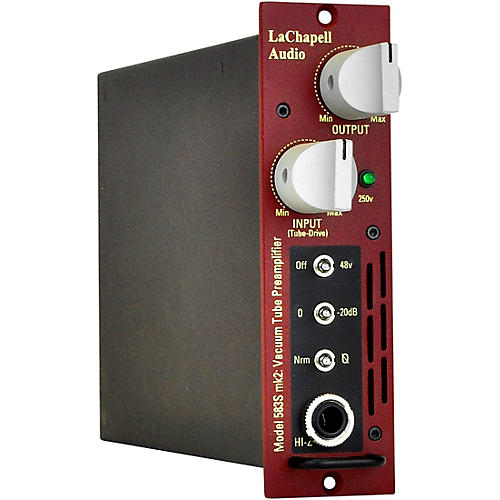 LaChapell Audio Vacuum Tube PreAmp with Jensen Mic Xfrmr-thumbnail