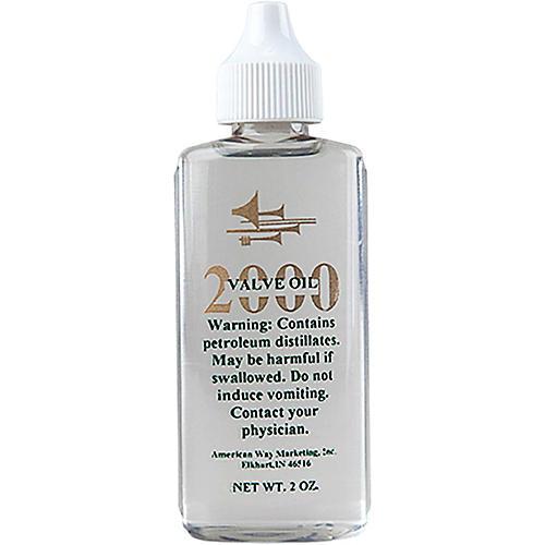 Superslick Valve Oil 2000 2 Ounce Bottle