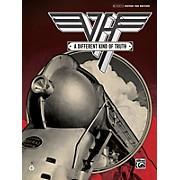 Alfred Van Halen Different Kind of Truth Guitar TAB Book
