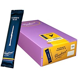 Vandoren Bb Clarinet Traditional Reed Box of 50 (CR1015/50)