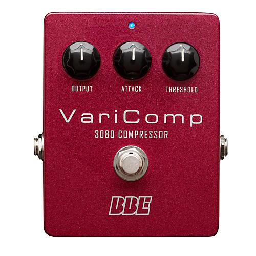BBE Varicomp OTA Compressor Guitar Effects Pedal