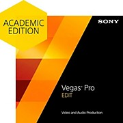 Magix Vegas Pro 13 Edit - Academic Software Download