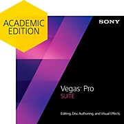 Magix Vegas Pro 13 Suite - Academic Software Download
