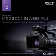 Magix Vegas Pro Production Assistant 2