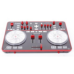 Vestax Typhoon DJ MIDI controller with sound card (USED005018 VES-TYPHOON)